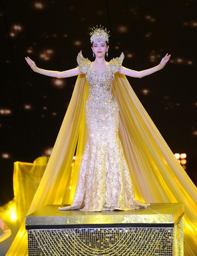 Từ visual tới khí chất đều xẹp lép so với 7 mỹ nhân tiền nhiệm, Tống Thiến chính là Nữ thần Kim Ưng bay màu nhanh nhất - ảnh 17