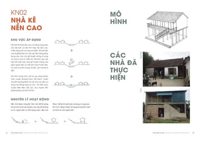 Một lần nữa, những căn nhà phao trong dự án Nhà Chống Lũ phát huy tác dụng tại Quảng Bình - ảnh 7