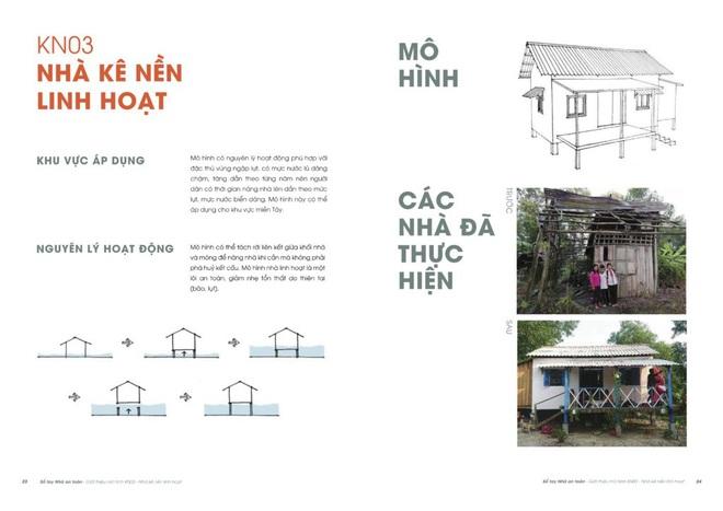 Một lần nữa, những căn nhà phao trong dự án Nhà Chống Lũ phát huy tác dụng tại Quảng Bình - ảnh 8