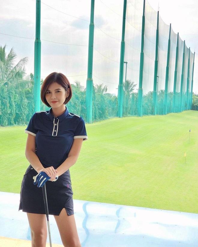 Về chuyện ra sân golf săn đại gia, ái nữ nhà diva lẫn vợ sắp cưới của giám đốc nói gì? - ảnh 1