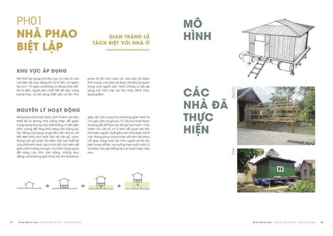 Một lần nữa, những căn nhà phao trong dự án Nhà Chống Lũ phát huy tác dụng tại Quảng Bình - ảnh 9
