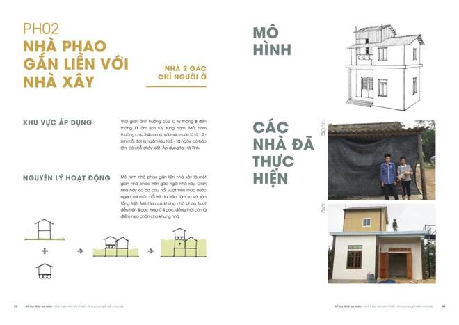 Một lần nữa, những căn nhà phao trong dự án Nhà Chống Lũ phát huy tác dụng tại Quảng Bình - ảnh 10