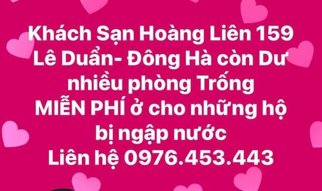 Nhiều người dân Quảng Trị đồng loạt lên mạng kêu cứu khi lũ bất ngờ lên nhanh trong đêm - ảnh 13