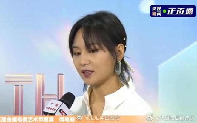 Bóc trần nhan sắc dàn sao Kim Ưng khi không có PTS: Victoria gây thất vọng, Lưu Đào chấp đàn em với visual đỉnh cao - ảnh 12