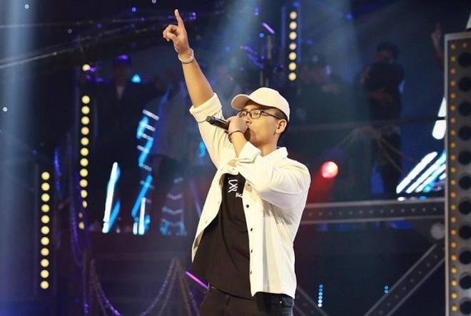 2 giọng hát giúp Quái vật GDucky thăng hạng trong mắt khán giả Rap Việt - ảnh 1