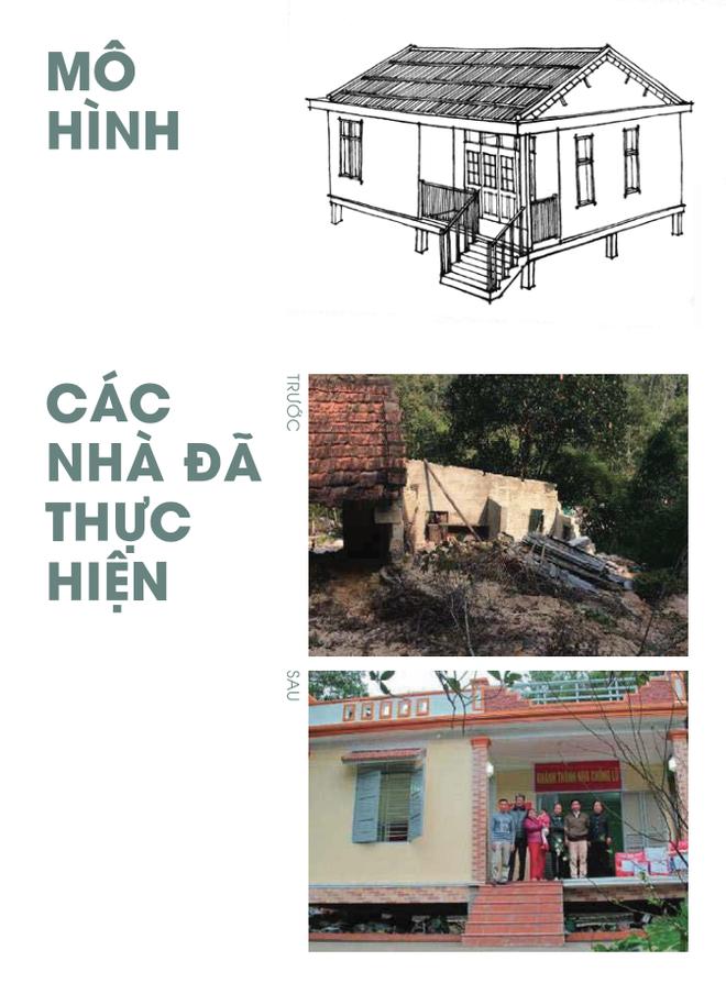 Một lần nữa, những căn nhà phao trong dự án Nhà Chống Lũ phát huy tác dụng tại Quảng Bình - ảnh 6