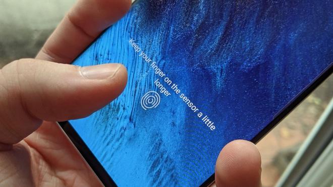 Apple có thể sẽ cho ra mắt một chiếc iPhone với cảm biến Touch ID dưới màn hình - ảnh 1