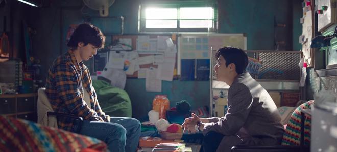 Nam Joo Hyuk vừa lộ diện đã lên đời nhan sắc ở Start Up tập 2, nhưng diễn vẫn đơ lắm nha! - ảnh 6