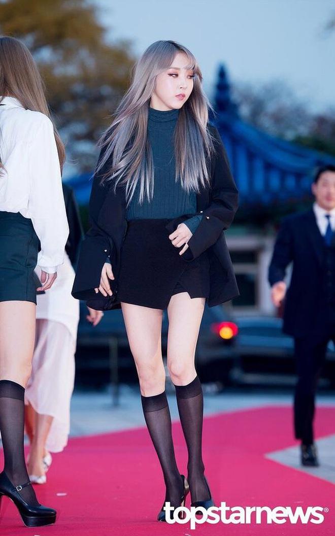 Từng phải hoãn debut vì vấn đề cân nặng, Moonbyul (Mamamoo) quyết giảm 11kg trong 1 tháng khiến ai cũng khâm phục - ảnh 2