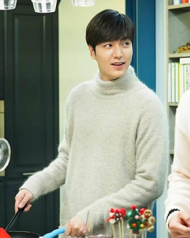 Chán làm con nhà giàu, Lee Min Ho biến hình thành trai nghèo, ơn trời sau 34 năm cuộc đời anh cũng chịu đổi màu rồi! - ảnh 6