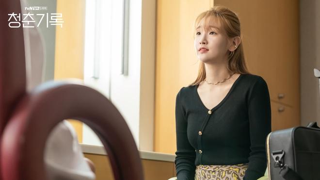 Hyeri xuata hiện ở Record Of Youth tập 13 nhưng chả thèm ghé thăm Park Bo Gum, để fan Reply 1988 hóng dài cổ! - ảnh 2