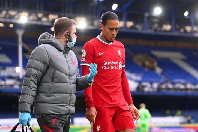 Trung vệ hay nhất thế giới của Liverpool phẫu thuật đứt dây chằng, nguy cơ lớn nghỉ hết mùa - ảnh 1