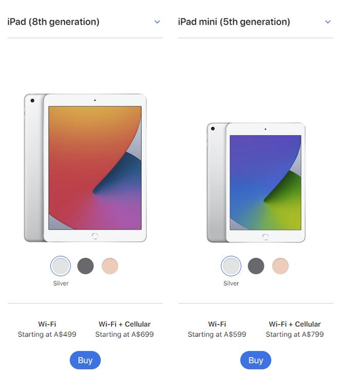 Vì sao iPad mini 5 lại đắt hơn iPad gen 8 vừa ra mắt? - Ảnh 2.