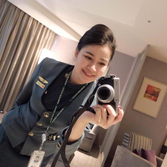 Gái xinh Việt làm tiếp viên hàng không tại Đài Loan, từng trượt phỏng vấn chỉ vì câu hỏi: Bạn thích màu gì nhất? - ảnh 3