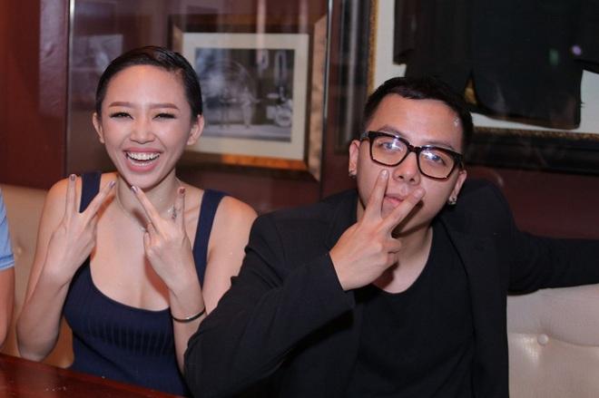 Tóc Tiên hờn dỗi khi Touliver bận làm nhạc cho Rap Việt mà không đi xem phim cùng - ảnh 6
