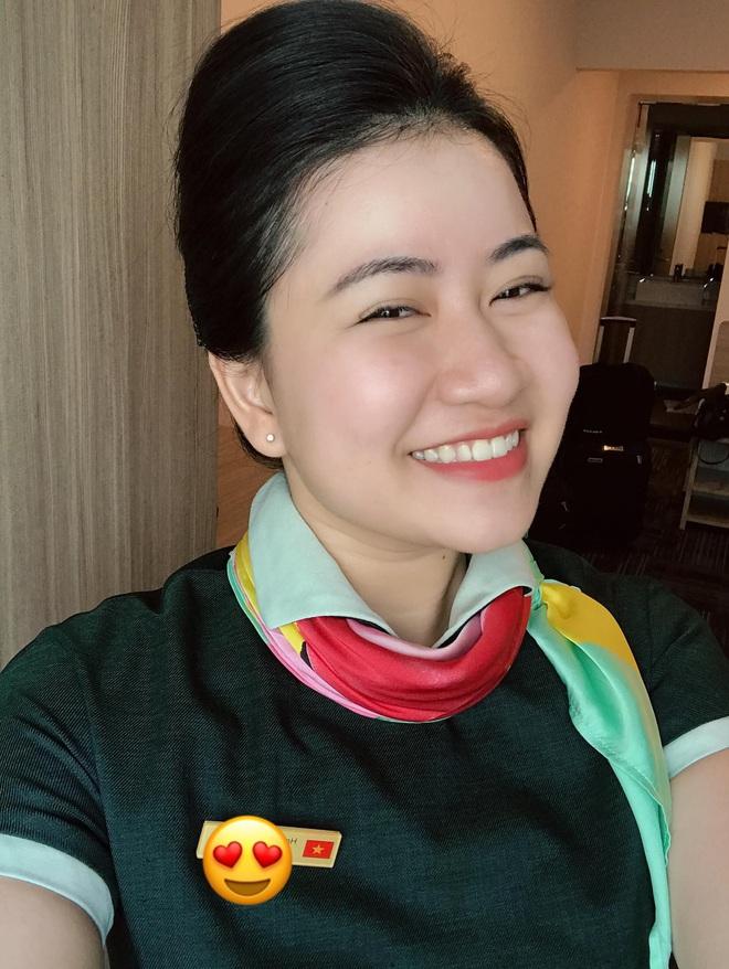 Gái xinh Việt làm tiếp viên hàng không tại Đài Loan, từng trượt phỏng vấn chỉ vì câu hỏi: Bạn thích màu gì nhất? - ảnh 4