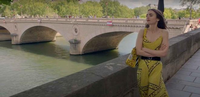 Hời hợt một cách thông minh như Emily In Paris để trai theo ầm ầm, đời dễ như ăn kẹo - ảnh 5