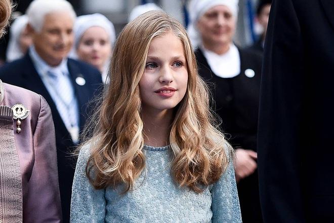 Những nàng tiểu công chúa sinh ra đã được định sẵn là chủ nhân của ngai vàng, làm chủ các Hoàng tộc châu Âu - Ảnh 8.