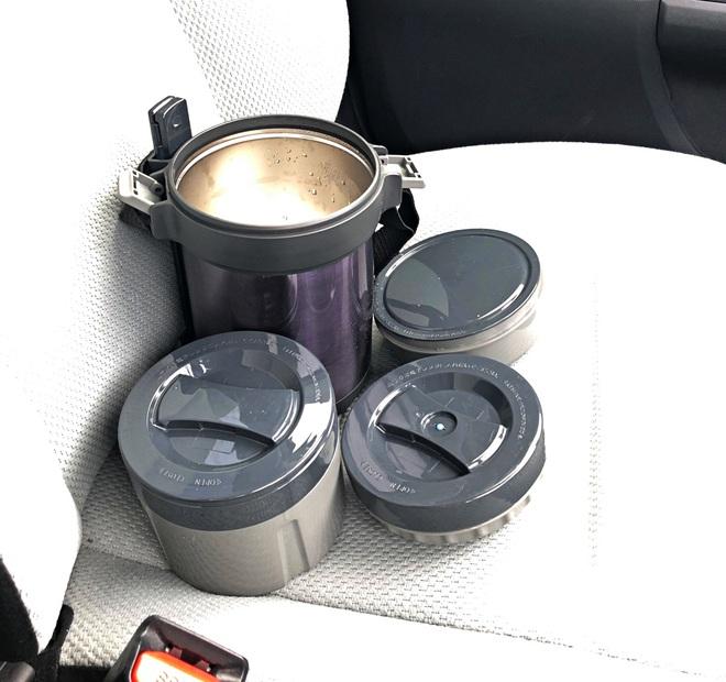 Review hộp cơm giữ nhiệt Thermos giá tiền triệu: Quả là đồ Nhật, giữ nhiệt tốt, thiết kế đẹp, chỉ có điều hao ví quá! - ảnh 7