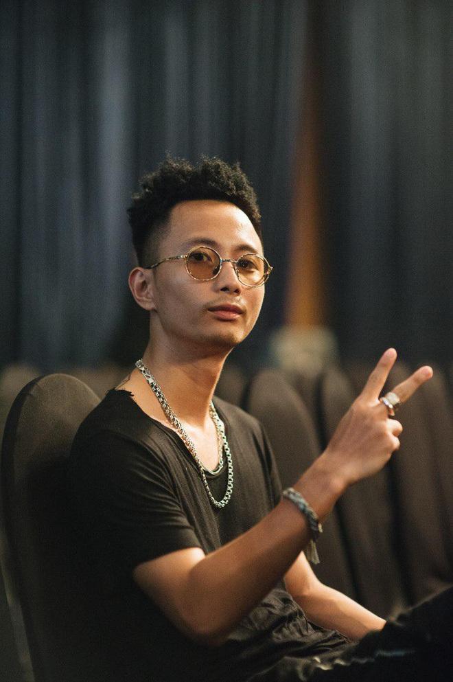 Rhymastic tiết lộ vai trò khác tại Rap Việt, ngoài Touliver và Slim V còn có 2 thành viên SpaceSpeakers cũng tham gia làm beat - Ảnh 5.
