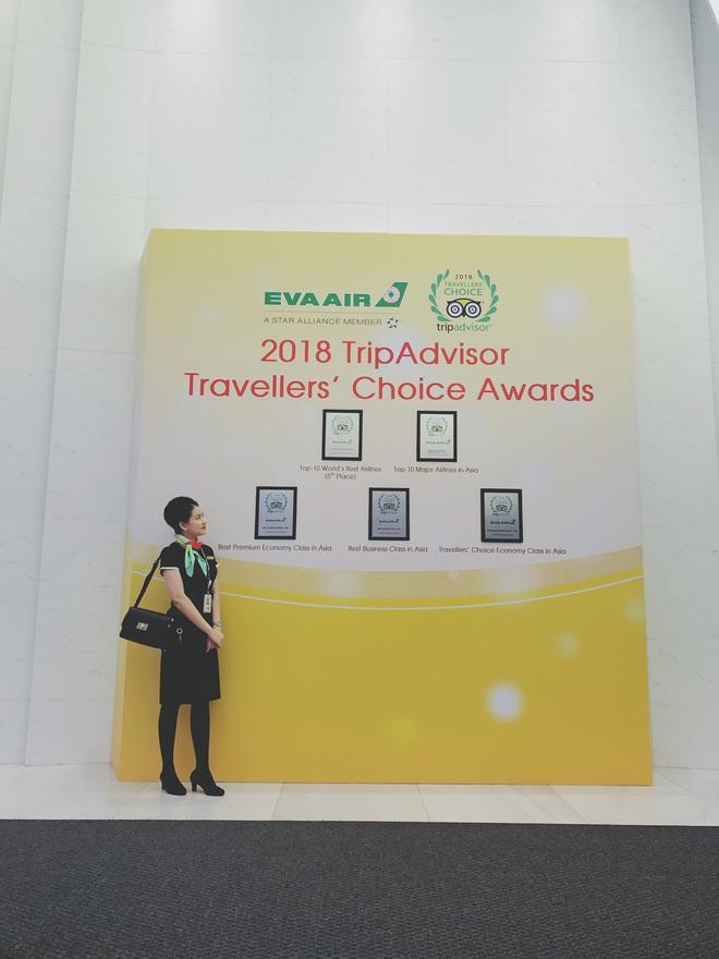 Gái xinh Việt làm tiếp viên hàng không tại Đài Loan, từng trượt phỏng vấn chỉ vì câu hỏi: Bạn thích màu gì nhất? - ảnh 6