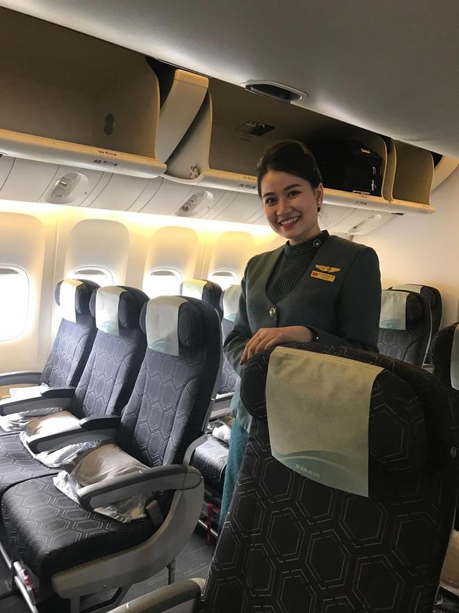 Gái xinh Việt làm tiếp viên hàng không tại Đài Loan, từng trượt phỏng vấn chỉ vì câu hỏi: Bạn thích màu gì nhất? - ảnh 9