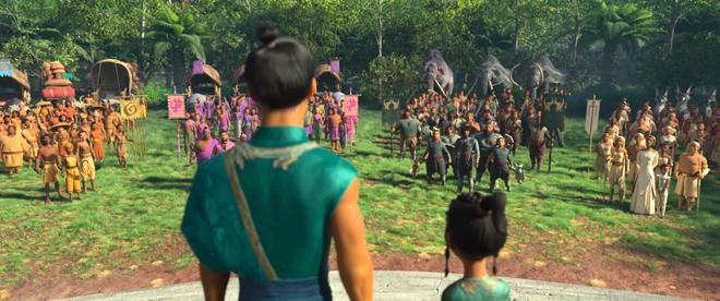 Hú hồn tưởng Binz cùng anh em Rap Việt tụ tập ở teaser phim thần rồng Đông Nam Á của Disney? - ảnh 4