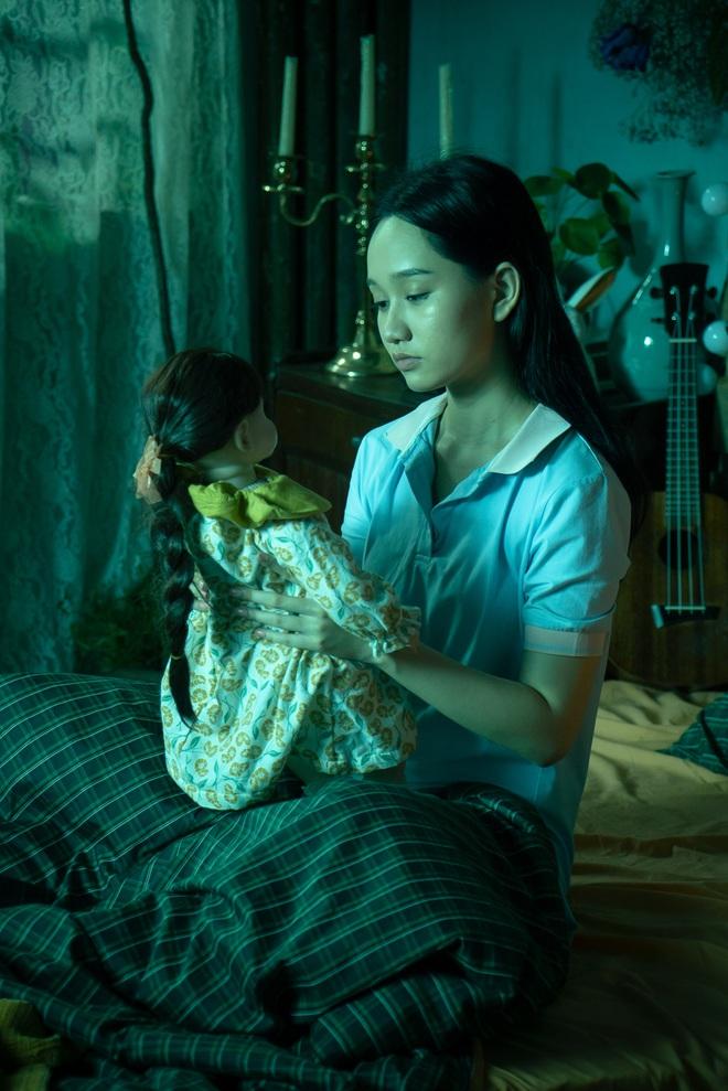 HOT: Salim ma mị xuất sắc, Trúc Anh bợt bạt vì điên cuồng nuôi búp bê ma Lukthep ở teaser Thiên Thần Hộ Mệnh - ảnh 6