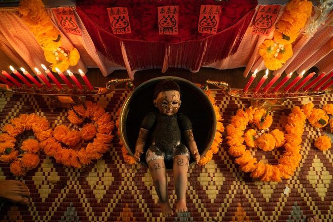 HOT: Salim ma mị xuất sắc, Trúc Anh bợt bạt vì điên cuồng nuôi búp bê ma Lukthep ở teaser Thiên Thần Hộ Mệnh - ảnh 13