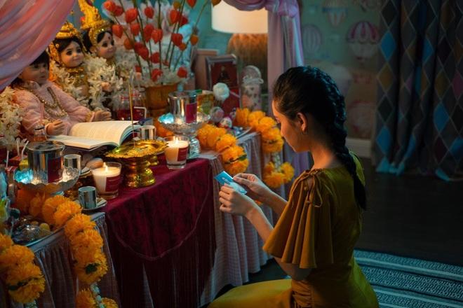HOT: Salim ma mị xuất sắc, Trúc Anh bợt bạt vì điên cuồng nuôi búp bê ma Lukthep ở teaser Thiên Thần Hộ Mệnh - ảnh 10