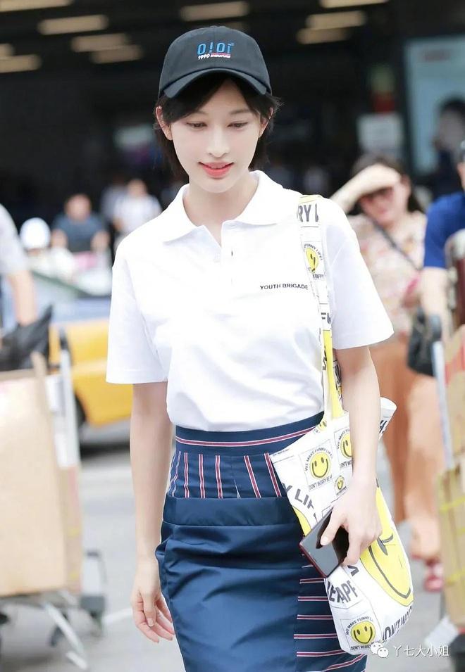 Áo polo vừa trẻ trung lại sang xịn, diện lúc giao mùa là chuẩn bài mặc đẹp cho nàng công sở - ảnh 5