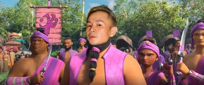 Hú hồn tưởng Binz cùng anh em Rap Việt tụ tập ở teaser phim thần rồng Đông Nam Á của Disney? - ảnh 11