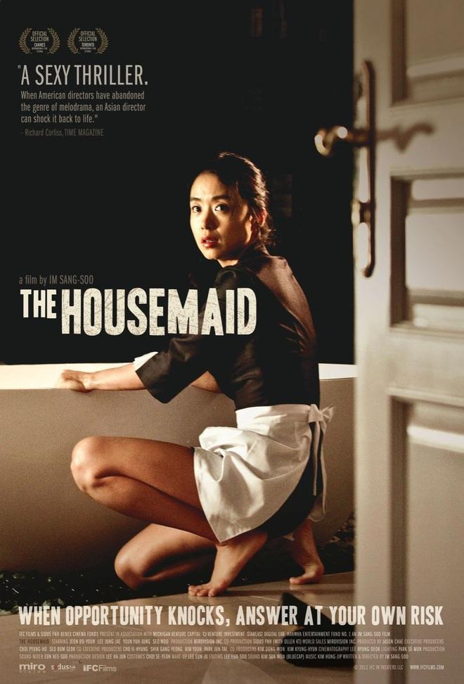 6 phim Hàn ngập cảnh nóng: Không thể thiếu mối tình hầu gái của mỹ nhân giật chồng ồn ào nhất Kbiz - ảnh 8
