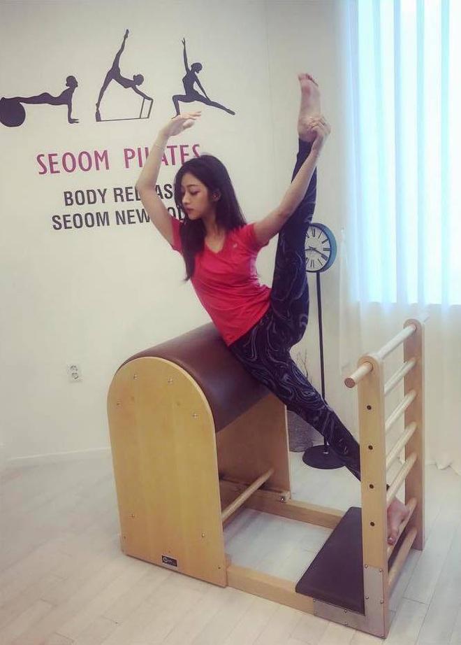 Sở hữu làn da đẹp không tì vết cùng đôi chân dài cực phẩm, Jo Bo Ah chỉ trung thành với 3 tips nhỏ trong cuộc sống - ảnh 14