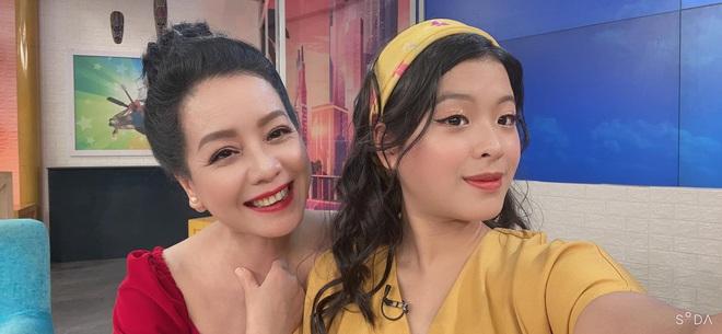 Hồng Khanh cực khác khi làm con gái của mẹ Chiều Xuân và ảnh trên Instagram, bạn đã xem chưa? - ảnh 9