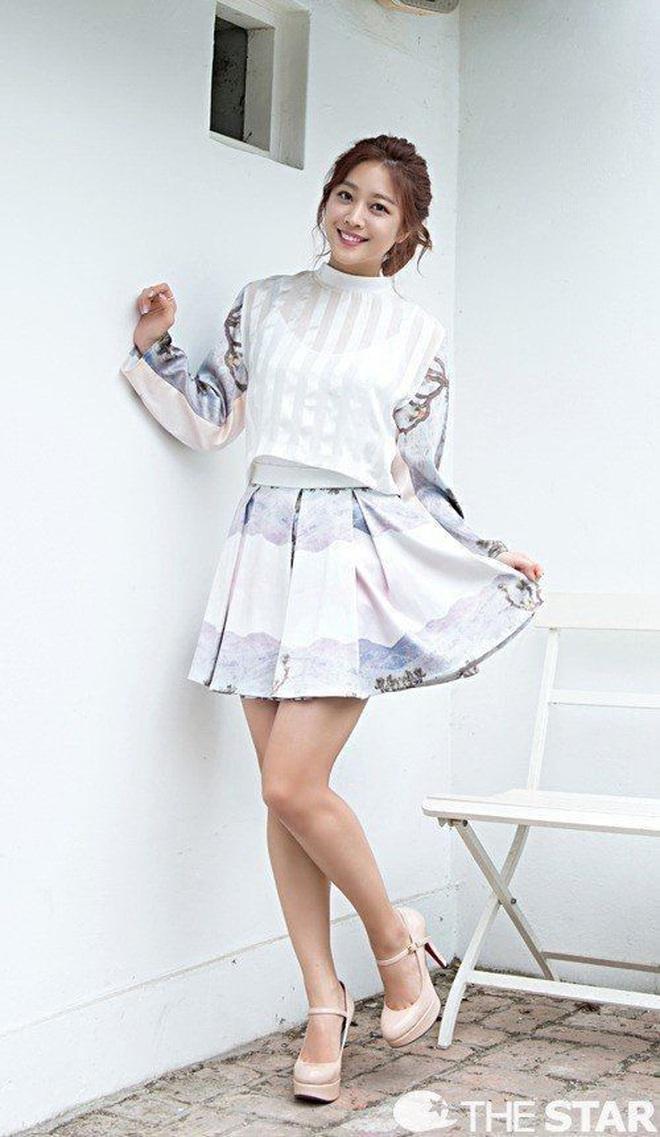 Sở hữu làn da đẹp không tì vết cùng đôi chân dài cực phẩm, Jo Bo Ah chỉ trung thành với 3 tips nhỏ trong cuộc sống - ảnh 6