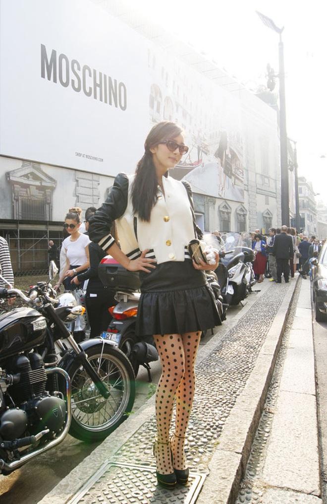 Mix & Phối - Nhìn những lần ăn mặc 'phèn chúa', trang điểm sai trái tự 'phá giá' thế này, ai dám nghĩ đây là tân tứ đại mỹ nhân Cbiz? - chanvaydep.net 4