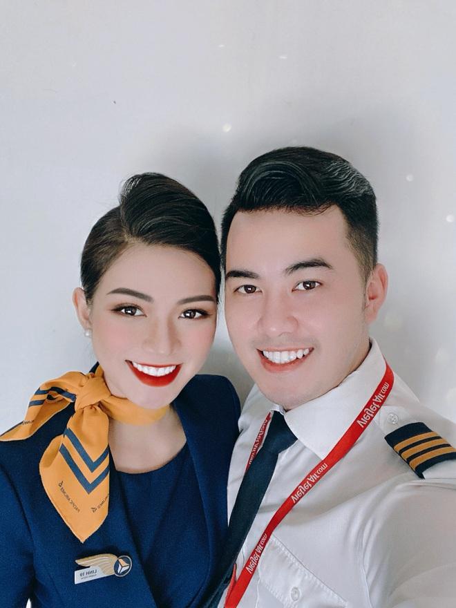 Tiếp viên hàng không kể chuyện yêu anh cơ phó nhờ Facebook, hé lộ mức lương xứng đáng với công việc trong mơ - ảnh 10
