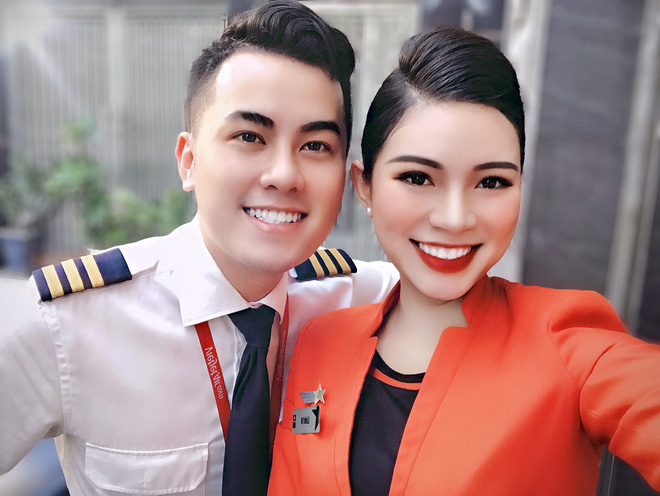 Tiếp viên hàng không kể chuyện yêu anh cơ phó nhờ Facebook, hé lộ mức lương xứng đáng với công việc trong mơ - ảnh 11