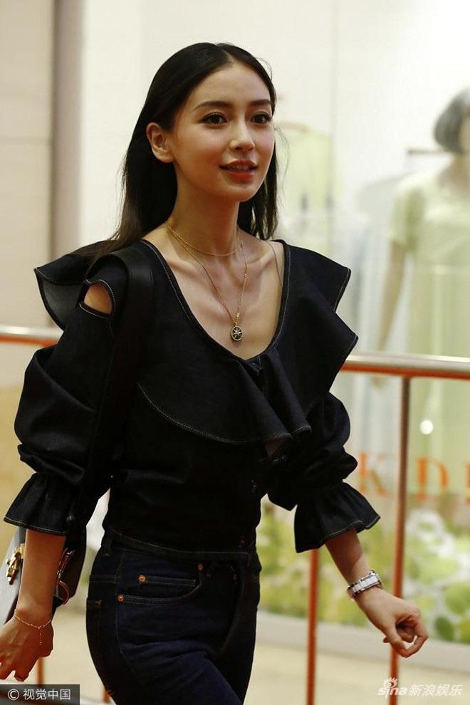 Mix & Phối - Nhìn những lần ăn mặc 'phèn chúa', trang điểm sai trái tự 'phá giá' thế này, ai dám nghĩ đây là tân tứ đại mỹ nhân Cbiz? - chanvaydep.net 10