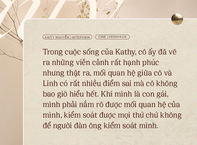 Kaity Nguyễn: Tiệc Trăng Máu đã đặt dấu chấm hết cho cuộc tình của tôi và Kiều Minh Tuấn ở Em Chưa 18! - ảnh 3