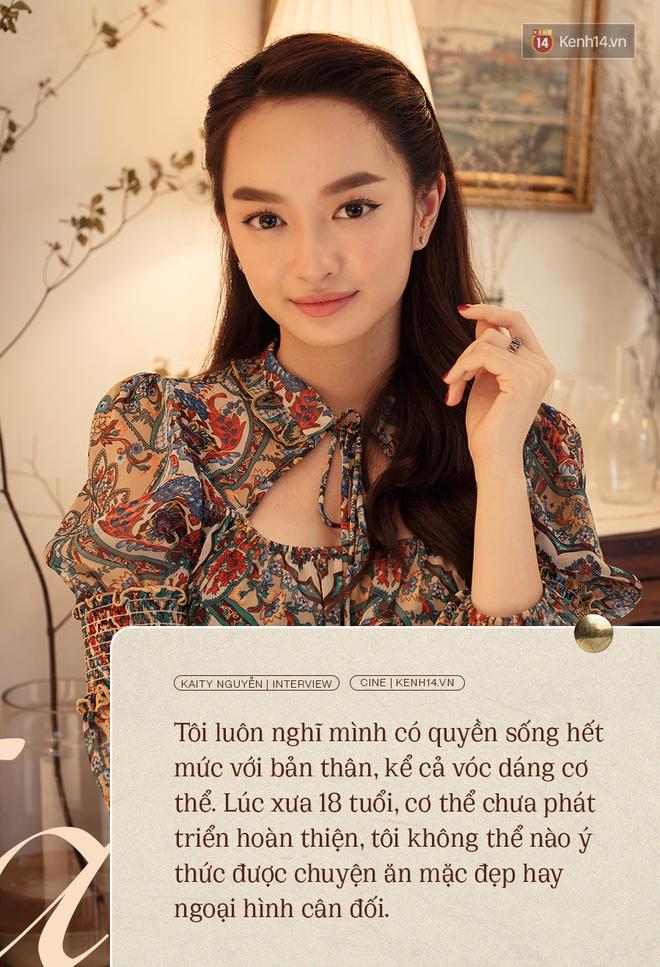 Kaity Nguyễn: Tiệc Trăng Máu đã đặt dấu chấm hết cho cuộc tình của tôi và Kiều Minh Tuấn ở Em Chưa 18! - ảnh 7
