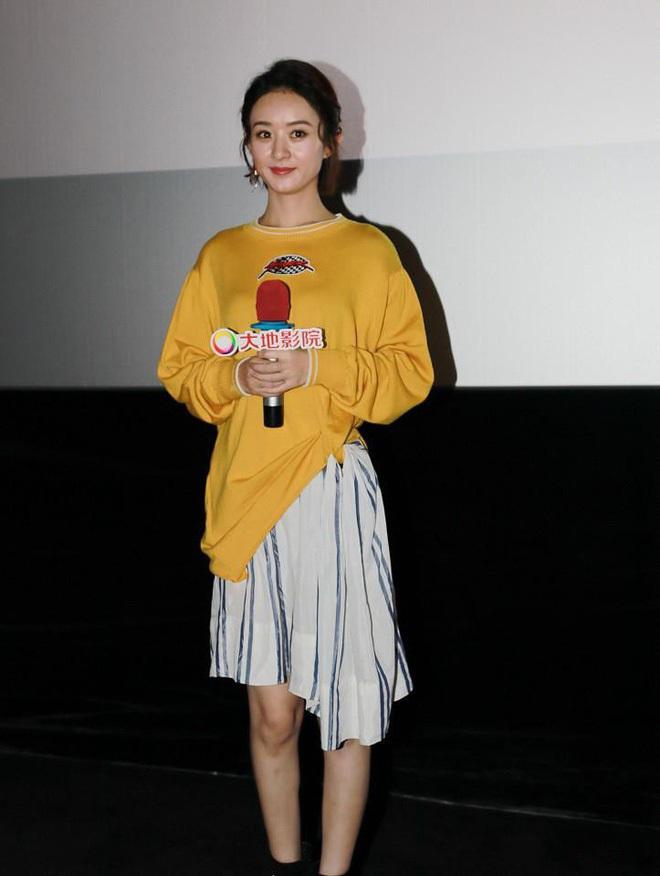 Mix & Phối - Nhìn những lần ăn mặc 'phèn chúa', trang điểm sai trái tự 'phá giá' thế này, ai dám nghĩ đây là tân tứ đại mỹ nhân Cbiz? - chanvaydep.net 16