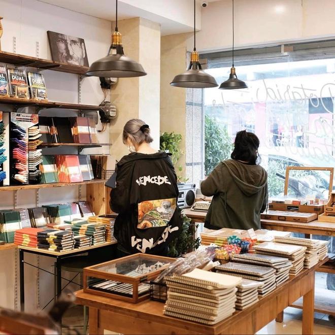 """Sắm đồ """"hạt dẻ"""" ở tiệm văn phòng phẩm style vintage """"xịn"""" nhất Hà Nội - Ảnh 18."""