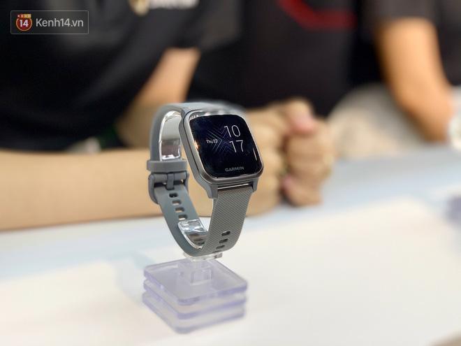 Garmin ra mắt smartwatch mới, pin 6 ngày nhưng chỉ nhận tin nhắn, không nhận cuộc gọi - ảnh 3