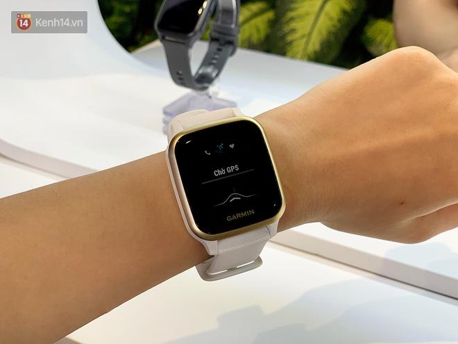 Garmin ra mắt smartwatch mới, pin 6 ngày nhưng chỉ nhận tin nhắn, không nhận cuộc gọi - ảnh 5