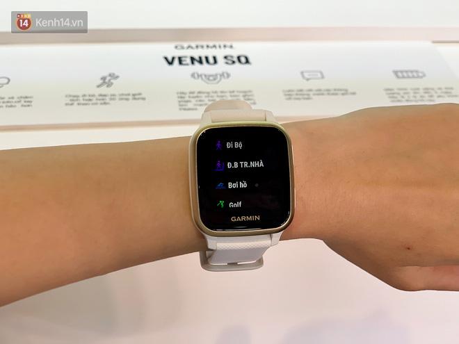 Garmin ra mắt smartwatch mới, pin 6 ngày nhưng chỉ nhận tin nhắn, không nhận cuộc gọi - ảnh 4