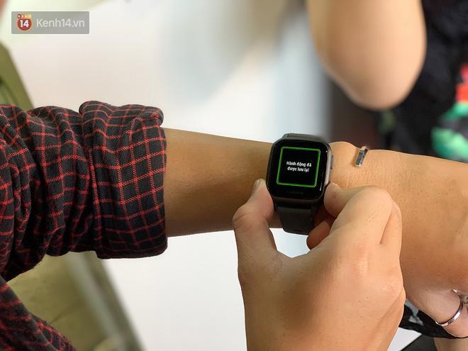 Garmin ra mắt smartwatch mới, pin 6 ngày nhưng chỉ nhận tin nhắn, không nhận cuộc gọi - ảnh 7