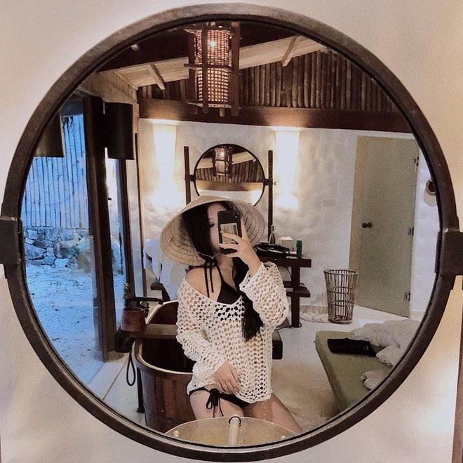 Hồng Khanh cực khác khi làm con gái của mẹ Chiều Xuân và ảnh trên Instagram, bạn đã xem chưa? - ảnh 4