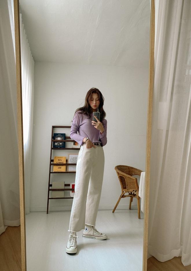 Để lúc nào cũng trẻ trung trendy, các nàng cứ lựa đúng 5 kiểu quần dài sau mà diện - ảnh 14
